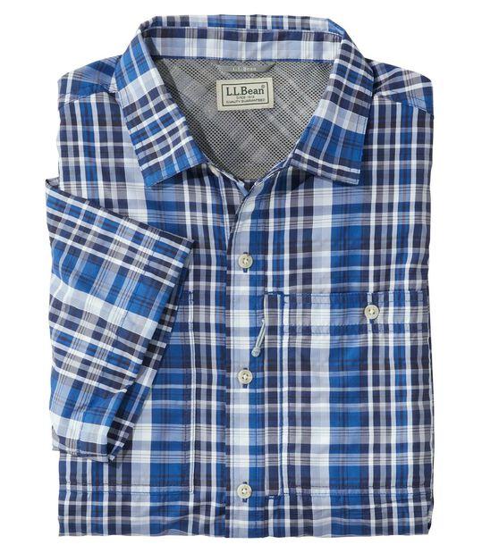 クール・ウィーブ・シャツ、半袖, , hi-res
