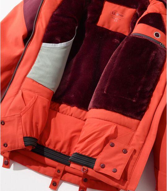 パトローラー・スキー・ジャケット、カラーブロック, , hi-res