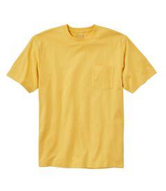 ケアフリー・アンシュリンカブル・ティ、半袖 ポケット付き, , hi-res