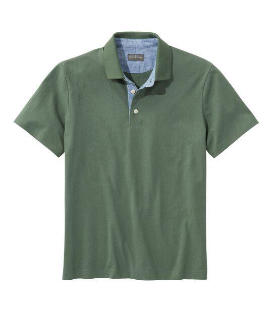 シグネチャー・ポロシャツ、半袖, , hi-res