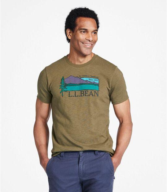 シグネチャー・Tシャツ、半袖 グラフィック, , hi-res