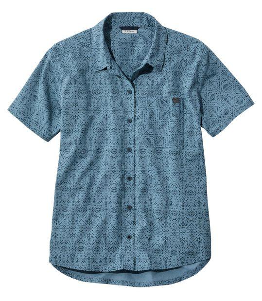 ビーチ・クルーザー・サマー・シャツ、半袖 プリント, , hi-res