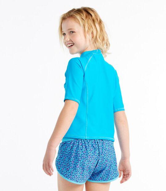 サン・アンド・サーフ・シャツ、5分丈袖, , hi-res