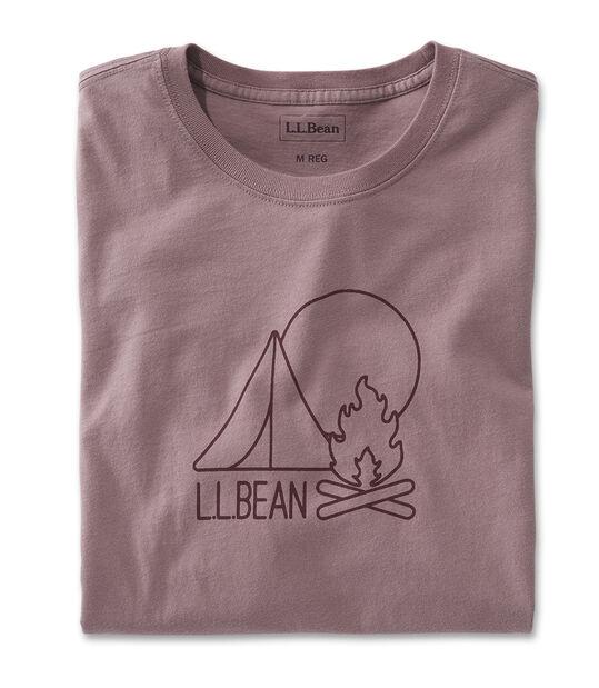 ジャパン・フィット グラフィック・ティ、半袖 テント, , hi-res