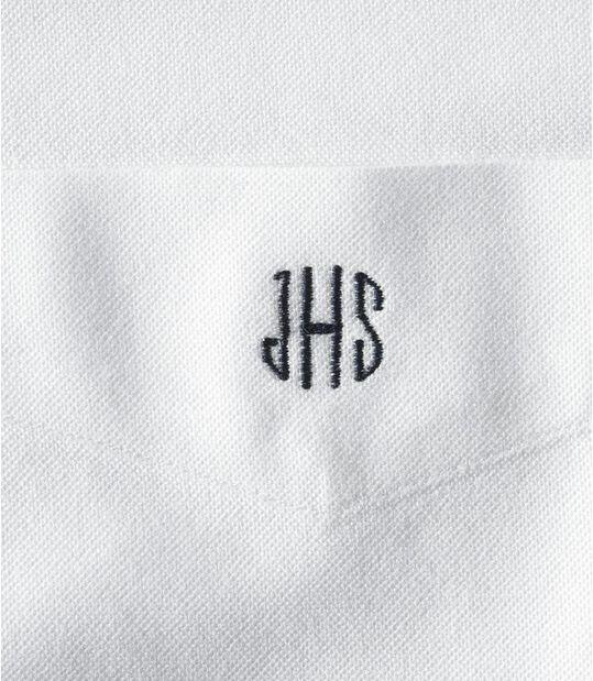 リンクルフリー(形態安定)・クラシック・オックスフォード・クロス・シャツ、スライトリー・フィット, , hi-res