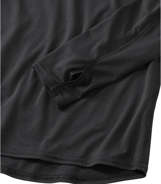エル・エル・ビーン・ライトウェイト・クルー・ベースレイヤー、長袖, , hi-res