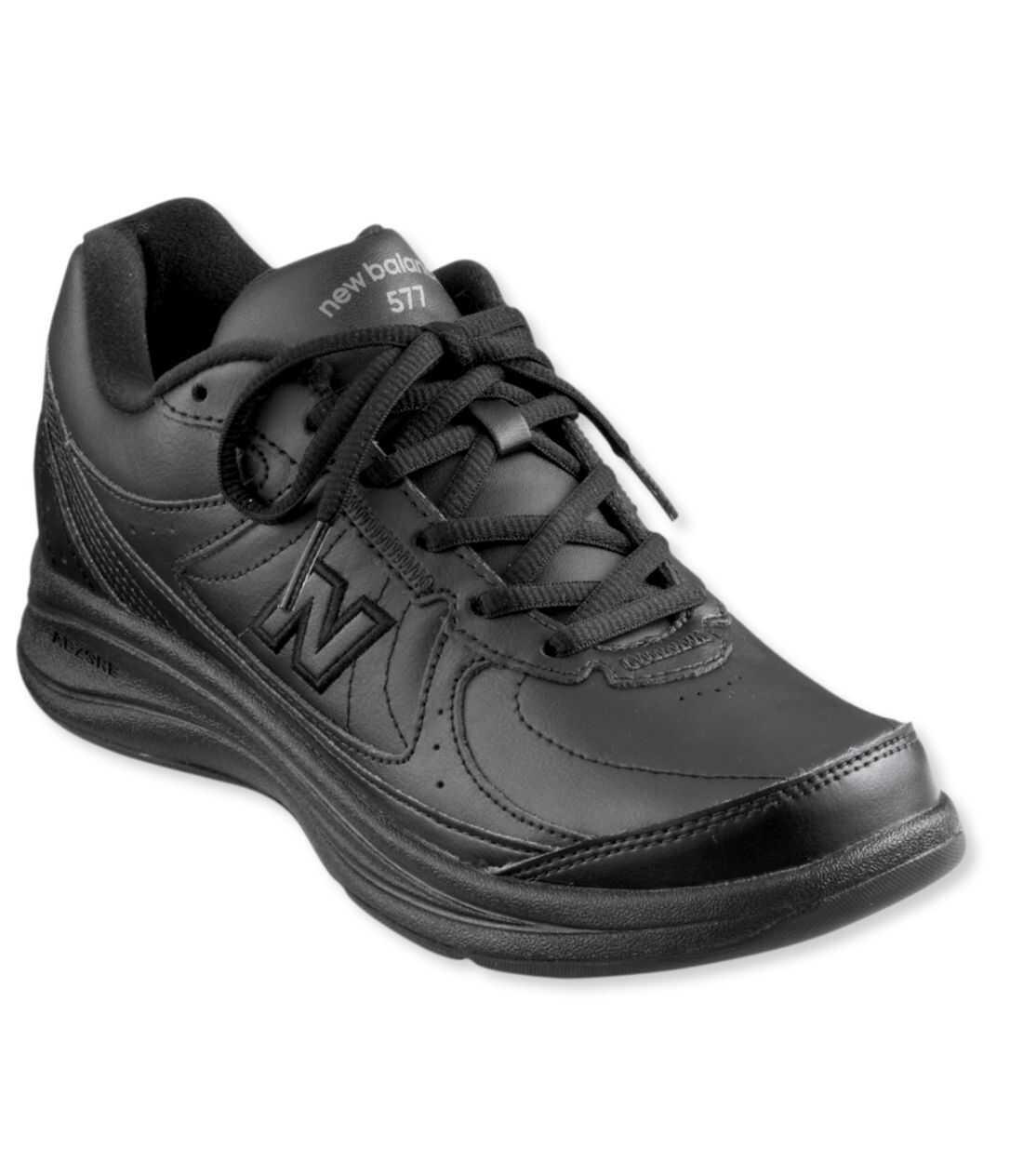 ニュー・バランス 577 ウォーキング・シューズ、靴ひも開閉