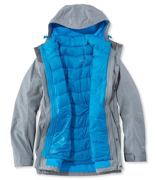 ダウン・セーター 3 イン 1 ジャケット, , hi-res