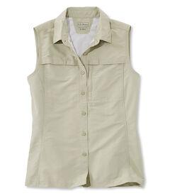 トロピックウエア・シャツ、袖なし, , hi-res