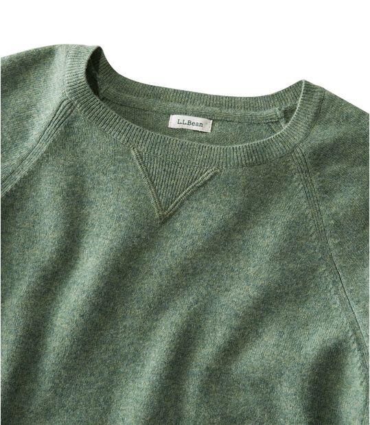 クラシック・カシミヤ・セーター、スウェットシャツ, , hi-res