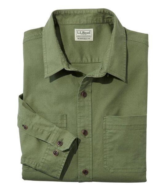 ビーンフレックス・ツイル・シャツ、トラディショナル・フィット 長袖, , hi-res