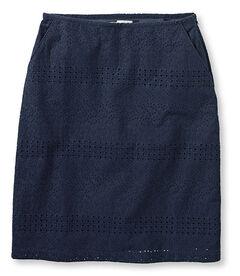 フェアへブン A ライン・スカート、アイレット, , hi-res
