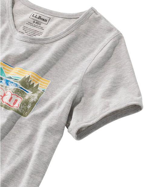 エル・エル・ビーン・キャンプ・ティ、半袖, , hi-res