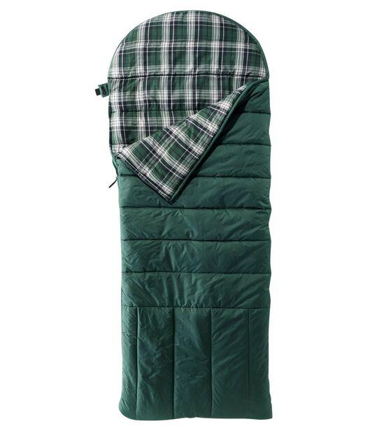 デラックス・フランネル・ラインド・キャンプ・バッグ、-1℃ エクストララージ, , hi-res