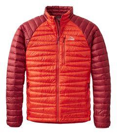 ウルトラライト 850 ダウン・セーター、カラーブロック, , hi-res