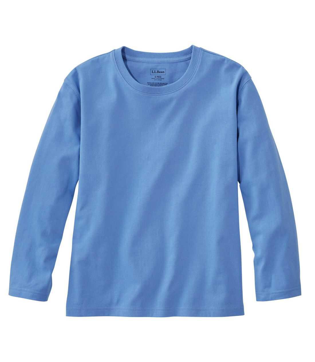 サタデーTシャツ、クルーネック 7分丈袖