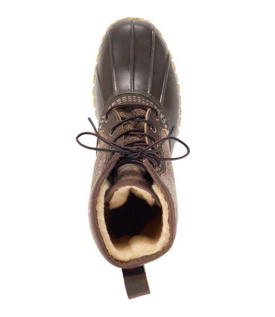 エル・エル・ビーン・ブーツ、10インチ シアリングラインド ヘリンボーン, , hi-res