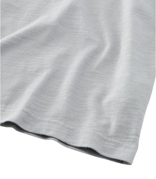 レイクウォッシュ・オーガニック・コットン・ティ、半袖, , hi-res