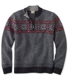 シェットランド・ウール・セーター、フェア・アイル, , hi-res