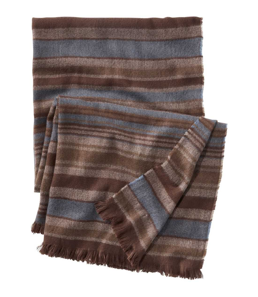 ビーンズ・ブランケット・スカーフ