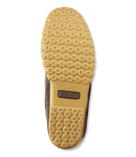 タンブル・レザー・エル・エル・ビーン・ブーツ、7インチ ラウンジャー シアリング保温素材入り, , hi-res
