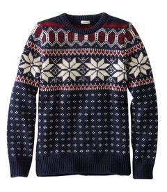 1912 へリテージ・セーター、ノルウェージャン・フェア・アイル クルーネック, , hi-res