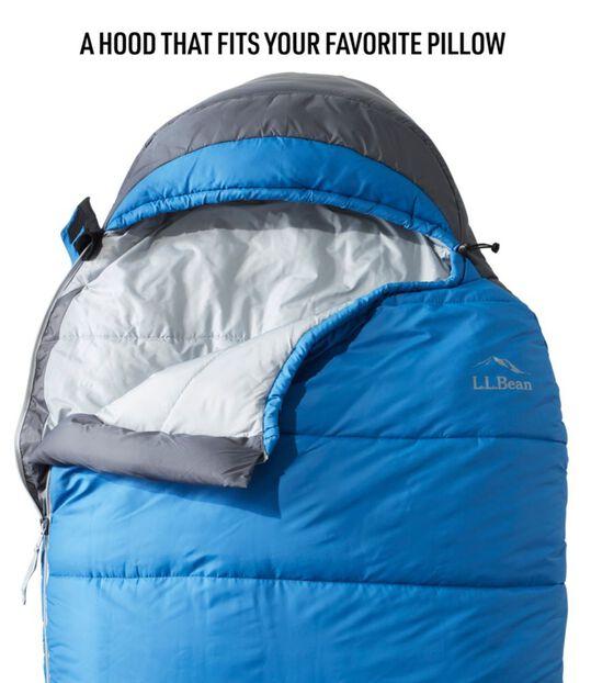 エル・エル・ビーン・アドベンチャー・スリーピング・バッグ、-4℃ マミー, , hi-res