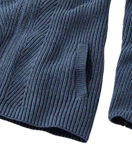 エル・エル・ビーン・シェーカーステッチ・セーター、ジップ・カーディガン, , hi-res