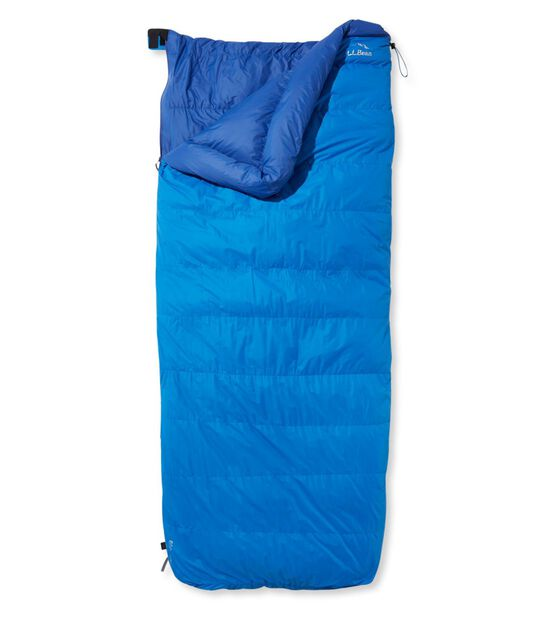 エル・エル・ビーン・ダウン・スリーピング・バッグ・ウィズ・ダウンテック、長方形型 -7℃, , hi-res