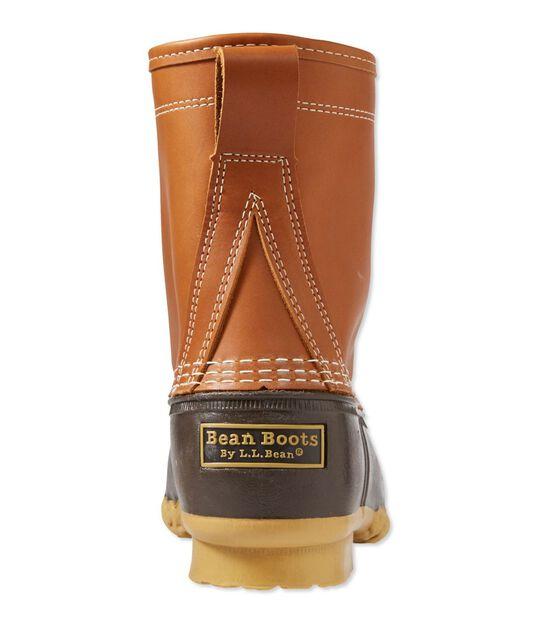 タンブル・レザー・エル・エル・ビーン・ブーツ、8インチ シアリング保温素材入り, , hi-res