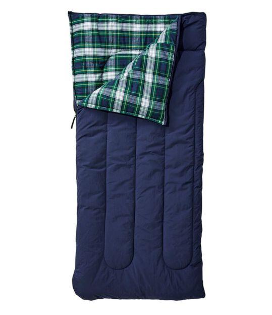 エル・エル・ビーン・フランネルラインド・キャンプ・スリーピング・バッグ -7℃, , hi-res