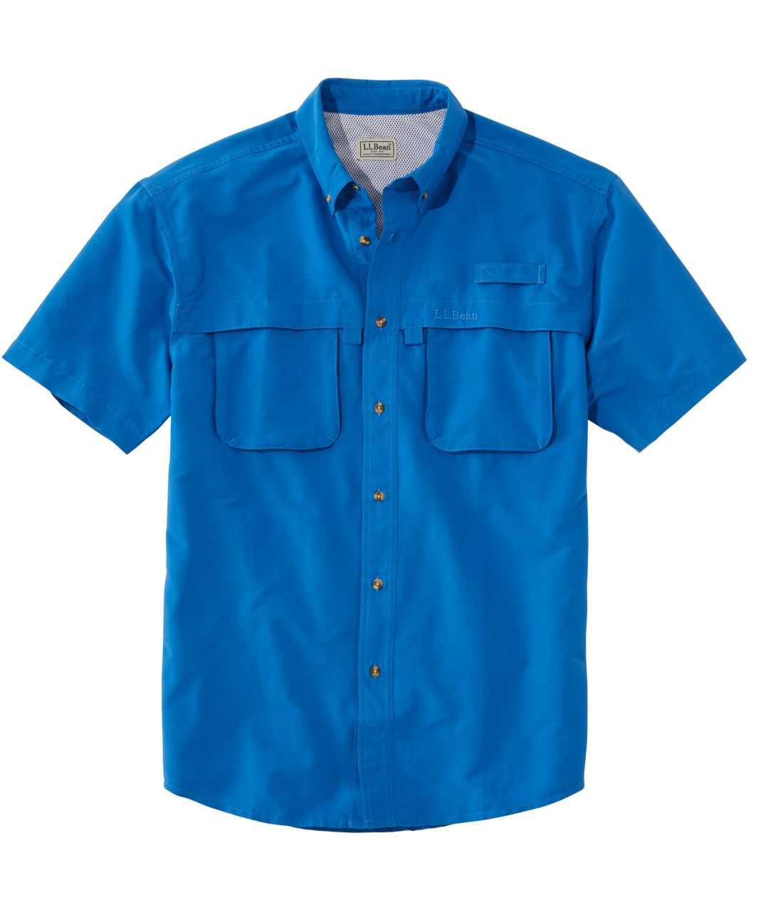 トロピックウエア・シャツ、半袖