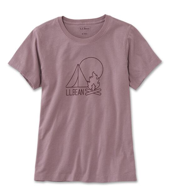 グラフィック・ティ、半袖 テント, , hi-res