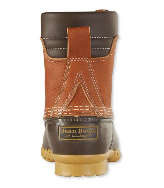 エル・エル・ビーン・ブーツ、8インチ パデッド・カラー タンブル・レザー, , hi-res