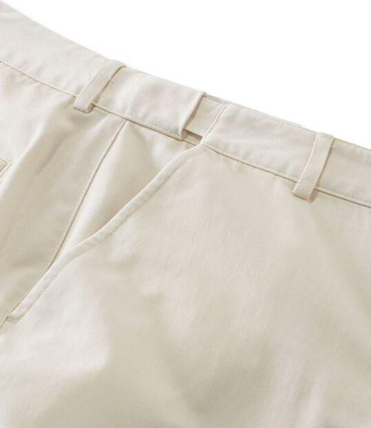 リンクルフリー(形態安定)・ベイサイド・ツイル・ロング・スカート、オリジナル・フィット ヒドゥン・コンフォート・ウエスト, , hi-res
