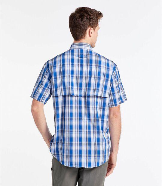 トロピックウエア・シャツ、プラッド 半袖, , hi-res