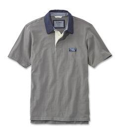 レイクウォッシュ・ラグビー・シャツ、半袖, , hi-res