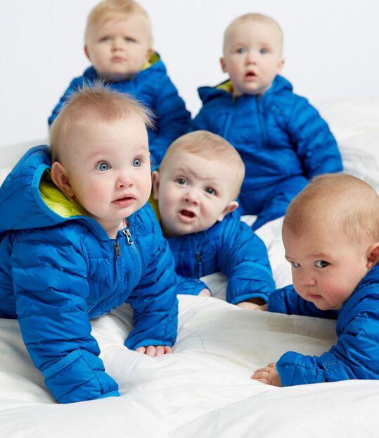 乳児・ウルトラライト 650 ダウン・バンティング, , hi-res