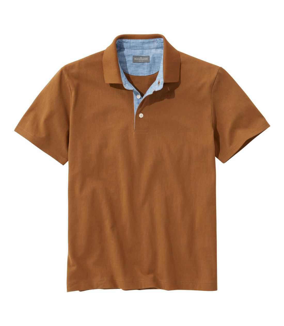 シグネチャー・ポロシャツ、半袖