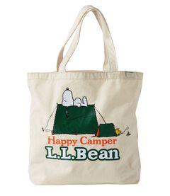 L.L.Bean x Peanuts ウィケッド・ショッパー・トート, , hi-res