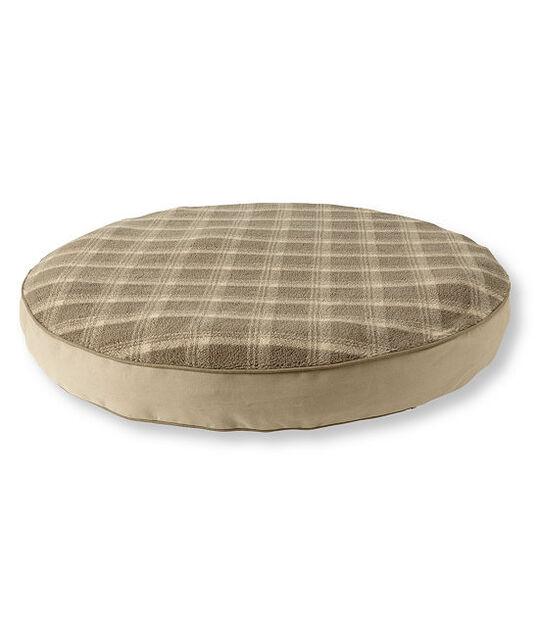 プレミアム・ドッグ・ベッド 替えのカバー、フリース 円形, , hi-res