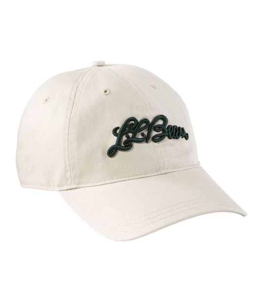 コットン・ベースボール・ハット、ロゴ, , hi-res