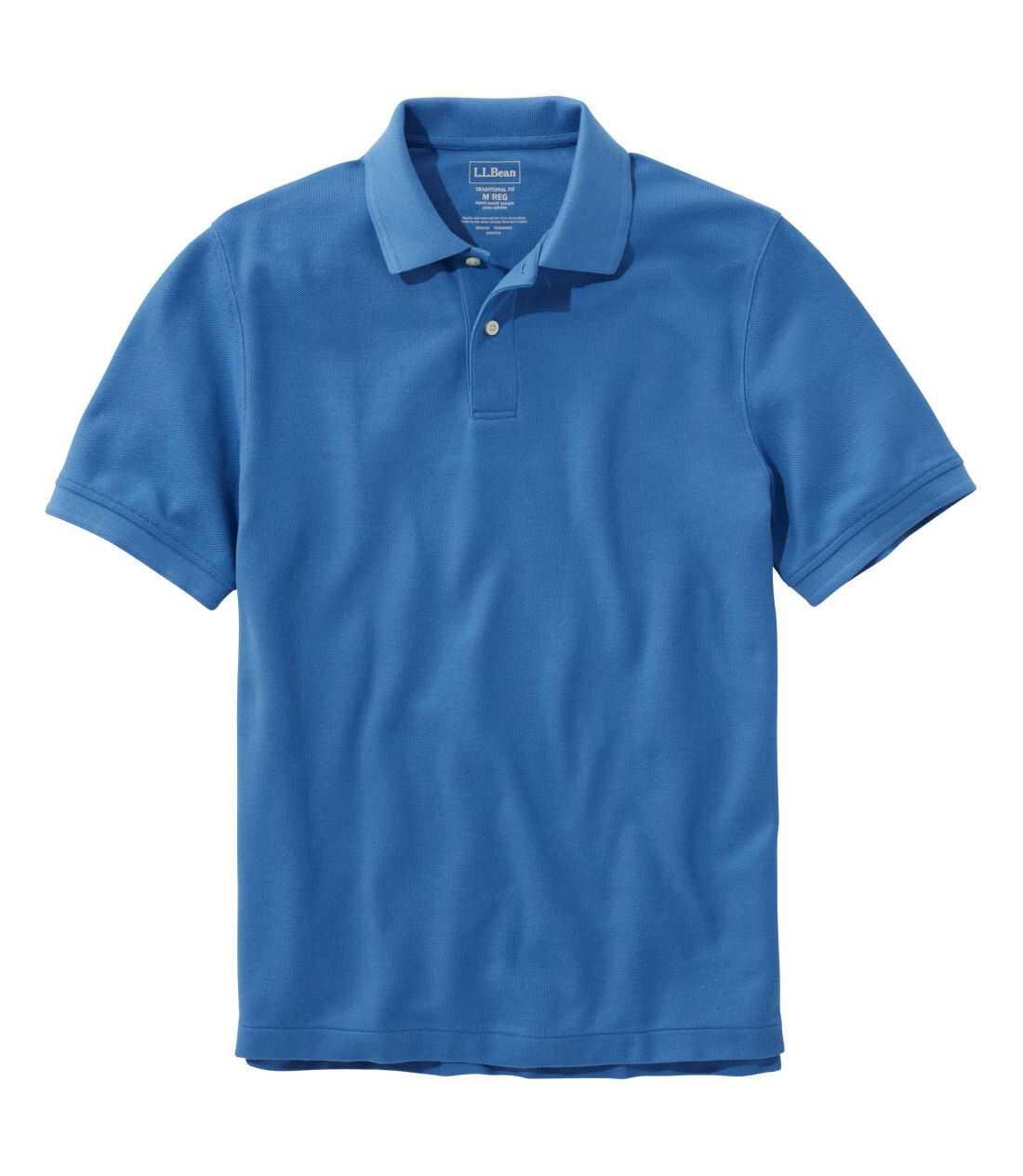 プレミアム・ダブル・エル・ポロシャツ、半袖