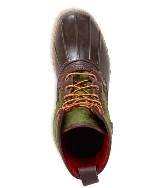 キルト・エル・エル・ビーン・ブーツ、10インチ 保温素材入り パッチ付き, , hi-res