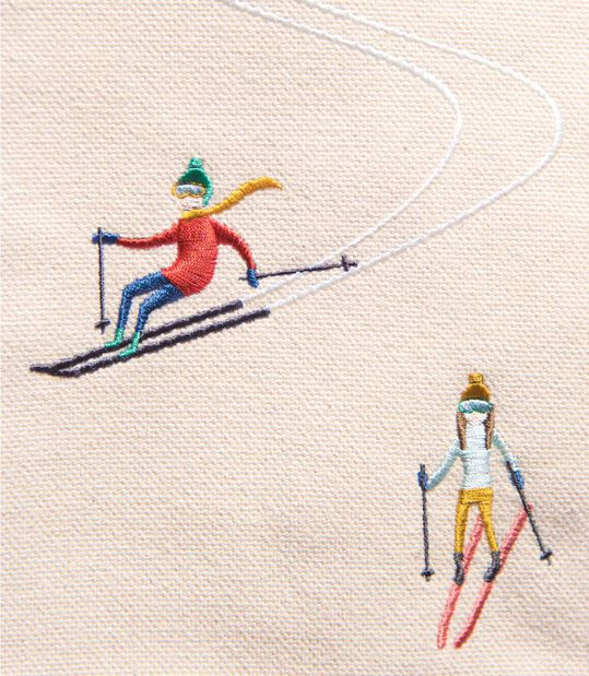 スキーヤー・ボート・アンド・トート, , hi-res