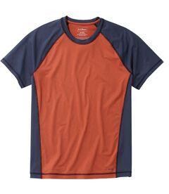 エル・エル・ビーン UPF 50+ サン・シャツ、カラーブロック, , hi-res