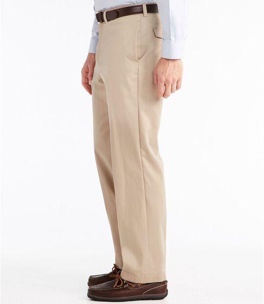 リンクルフリー(形態安定)・ドレス・チノ、ナチュラル・フィット タックなし, , hi-res