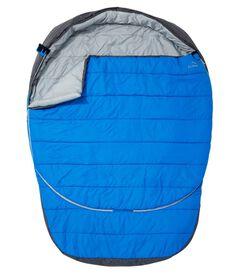 エル・エル・ビーン・アドベンチャー・スリーピング・バッグ、-1℃ ダブル, , hi-res