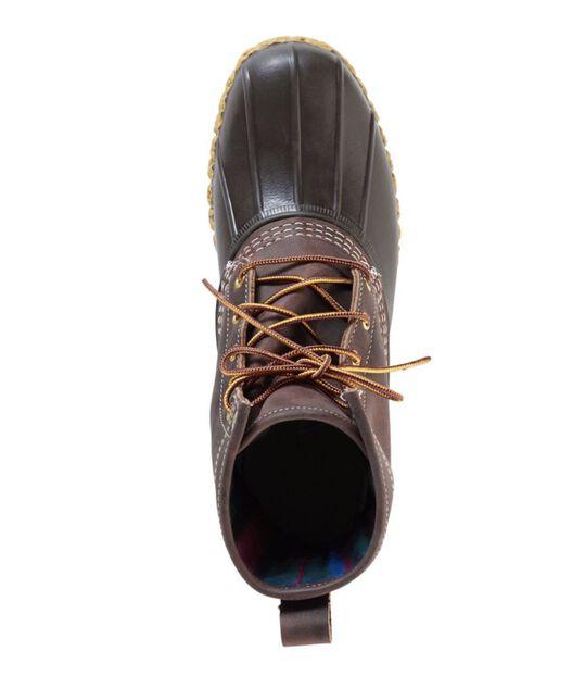 エル・エル・ビーン・ブーツ、8インチ レザー シンサレート フランネルの裏地付き リミテッド・エディション, , hi-res