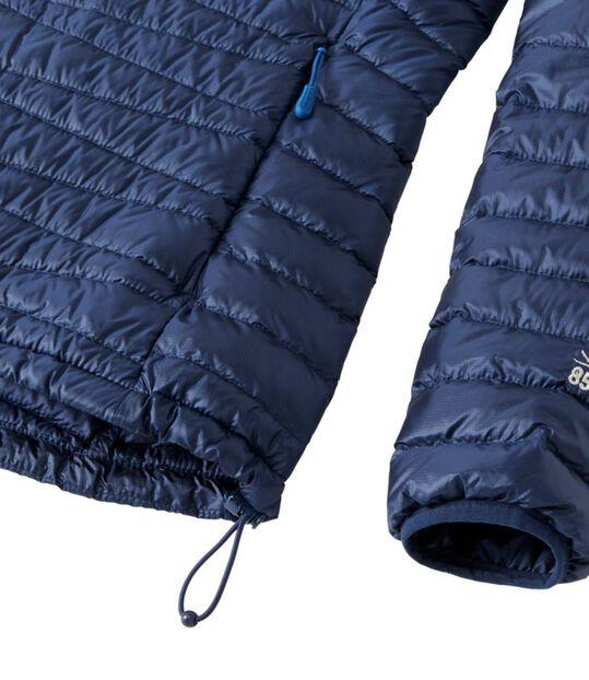 ウルトラライト 850 ダウン・セーター、フード付き, , hi-res
